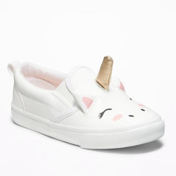 Old Navy Shoes | Unicorn Slip On